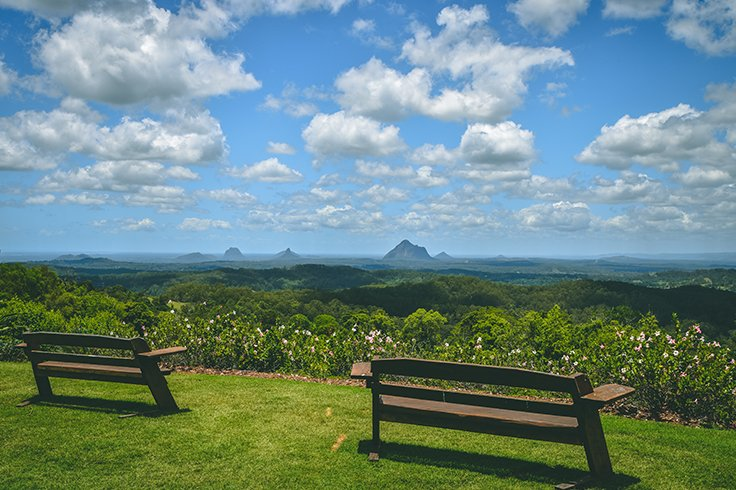 view point at maleny